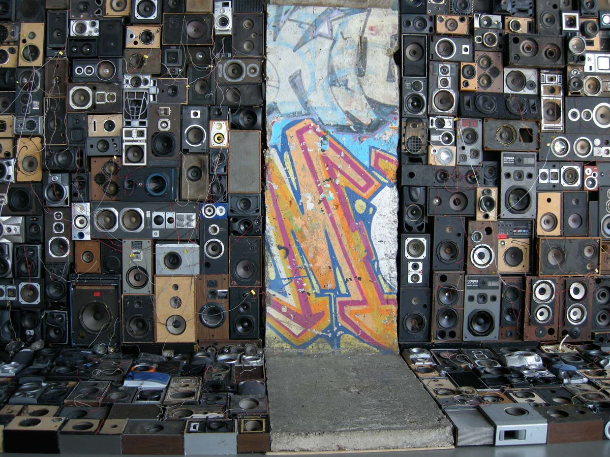 speakers art. previewing speakers art