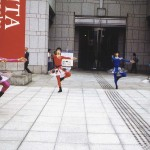 PEEPERS (choreography: E. Brodin). Yokohama Arts Museum 1997.