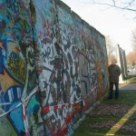 Previewing Berlin Wall segments February 2011