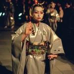 Audio Geisha. NTT-ICC, Tokyo City Opera House. 1997.