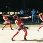 PEEPERS. Park Sansoucis, Potsdamer Musikfestspiele. 2000.